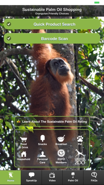 Sustainable Palm Oil Shopping