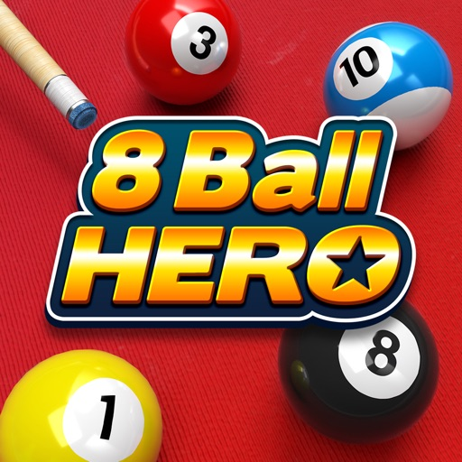 8 Ball Hero - Pool Puzzle Game