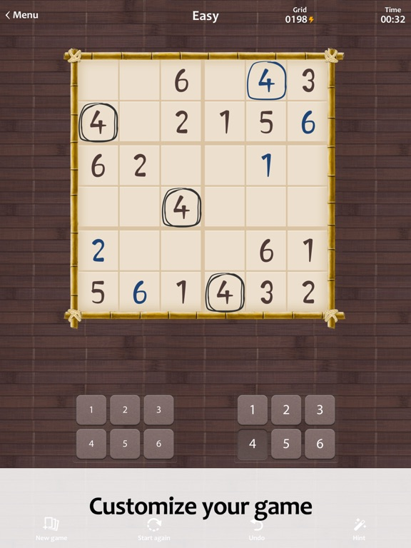 Sudoku ∙ screenshot