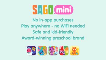 Sago Mini Space Blocks screenshot 5