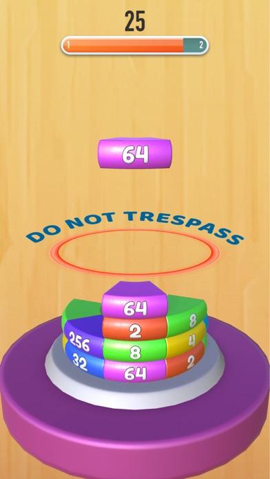 Tower Merge 3D screenshot 1