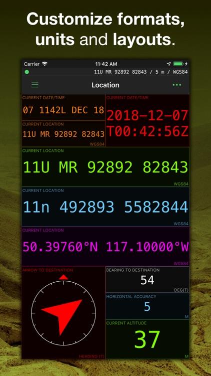 MilGPS screenshot-4
