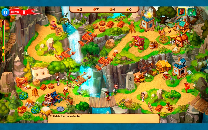 Robin Hood: Winds of Freedom screenshot 4