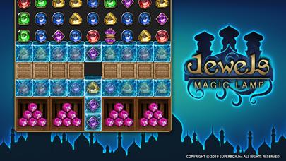 Jewels Magic Lamp screenshot 6
