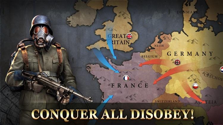 WW2: World War Strategy Games screenshot-7