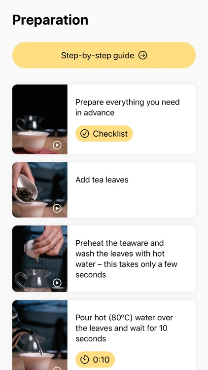 The Great Tea App screenshot-4