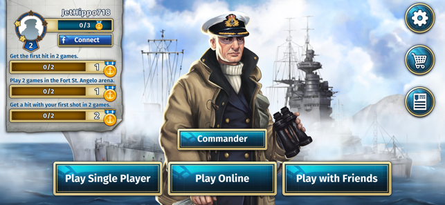 ‎BATTLESHIP Screenshot