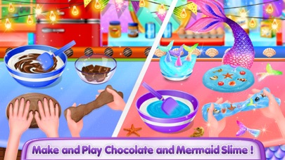 Mermaid Slime Maker-Satisfying for windows pc