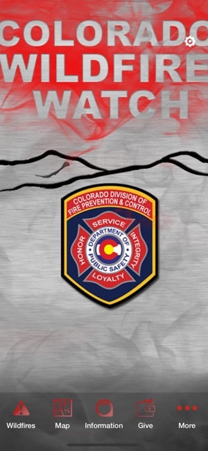 Colorado Wildfire Watch on the App Store