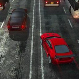Highway Racer Double Road Race