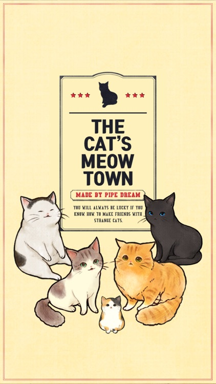 The Cats's Meow Town
