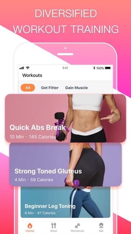 HiFit - Workout Fit Plan