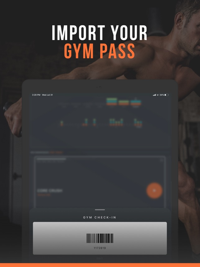 Miraculous Shred Gym Workout Tracker On The App Store Alphanode Cool Chair Designs And Ideas Alphanodeonline