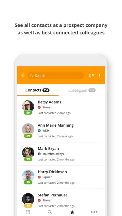 Datahug Mobile screenshot four