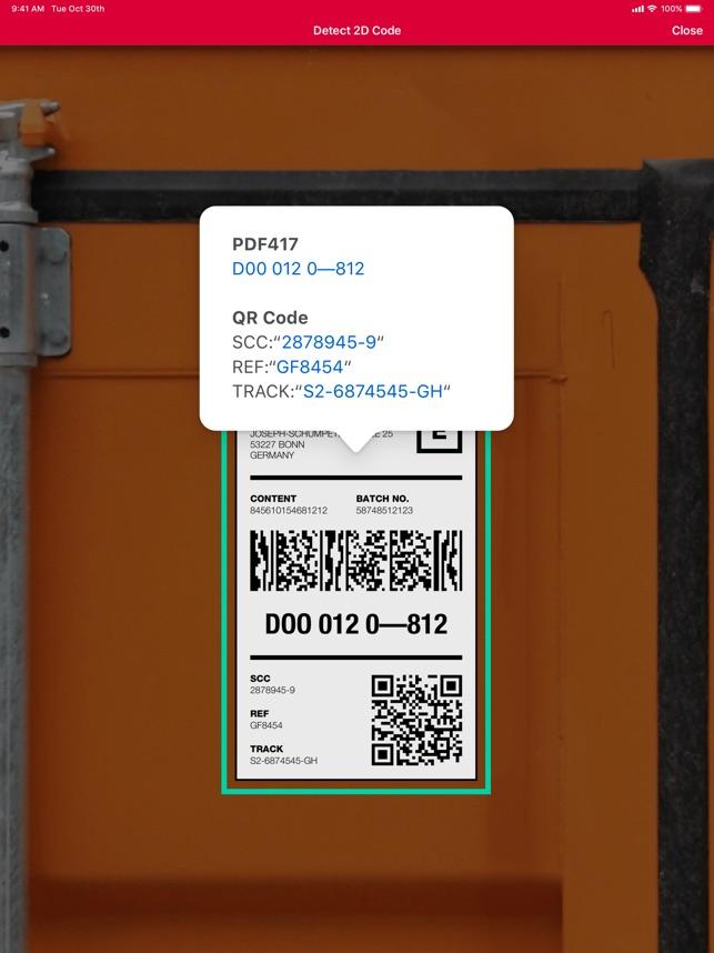 Document Scanner SDK App on the App Store