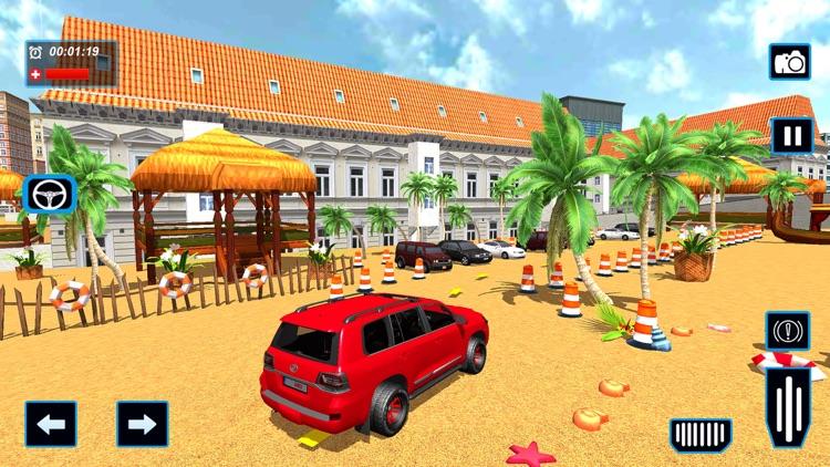 Land Cruiser Reverse Beach Par screenshot-4