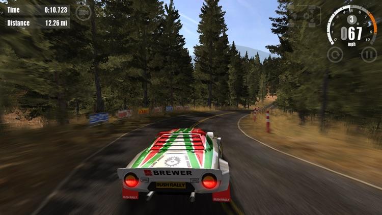 Rush Rally 3 screenshot-7
