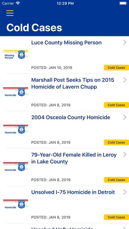 Michigan State Police screenshot-6