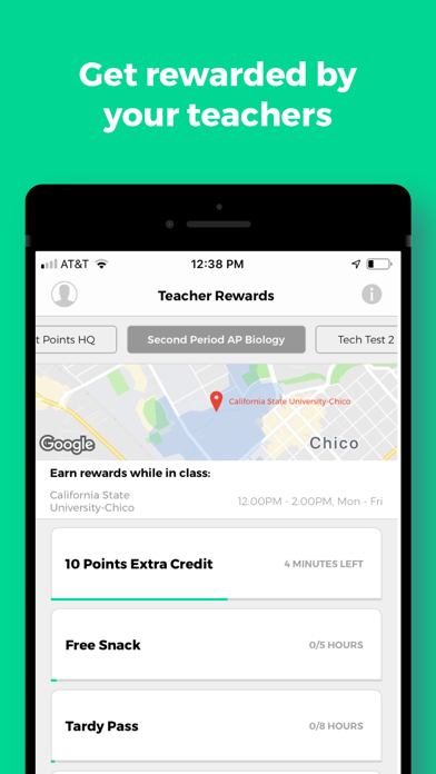 Pocket Points: Student Rewards app image