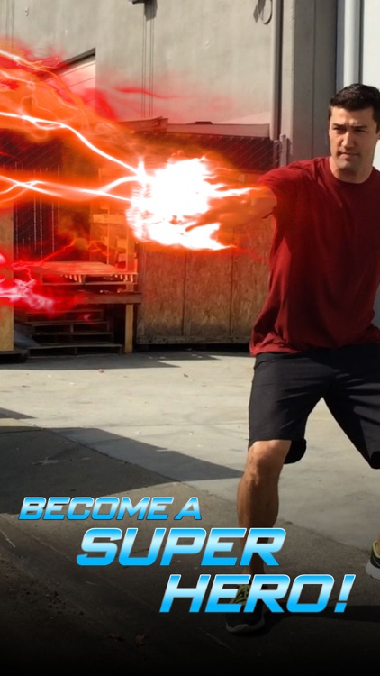 Super Power FX - Superheroes screenshot-4