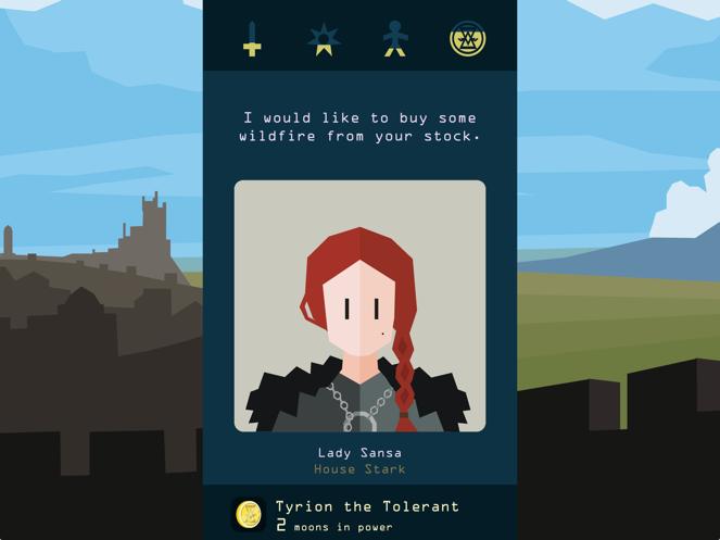 王权:权力的游戏-1