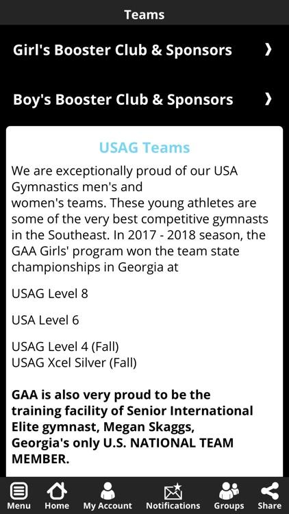 Gymnastics Academy of Atlanta screenshot-5