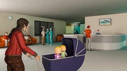 Virtual Mom - Dream Family Sim screenshot 3