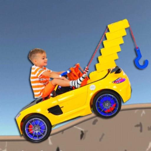 Vlad & Nikita Hill Racing Car
