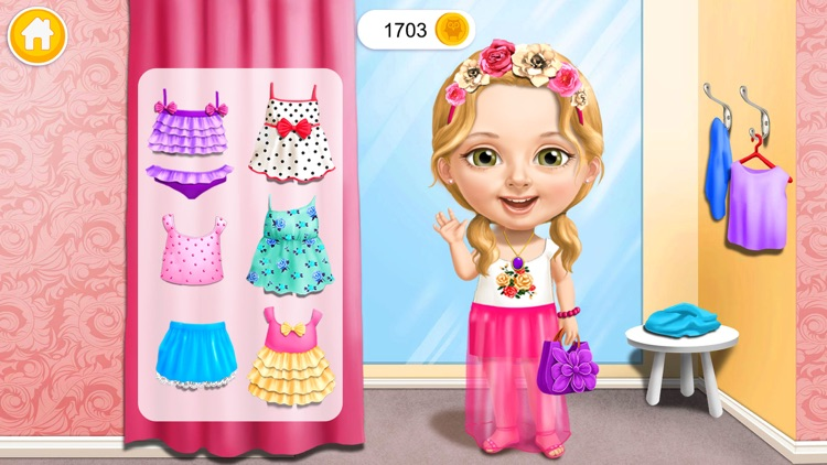 Sweet Baby Girl Summer Fun 2
