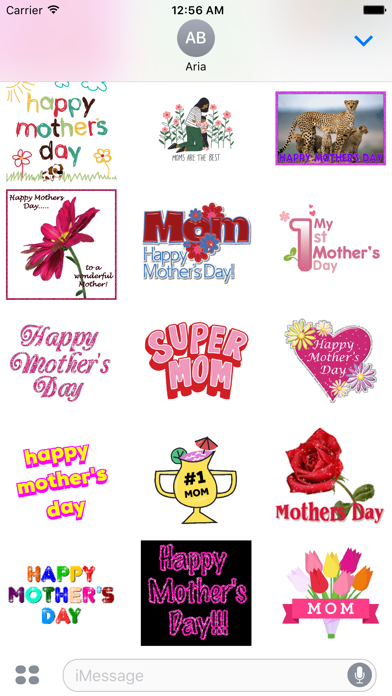 Happy Mothers Day Animated Gif screenshot 3
