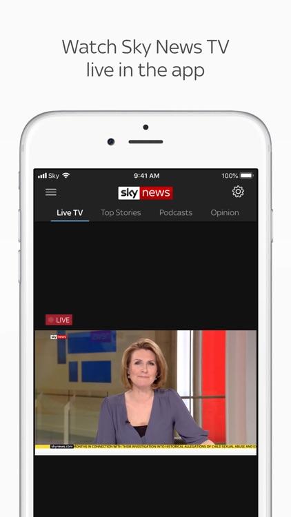 Sky News: Breaking, UK & World by Sky UK Limited
