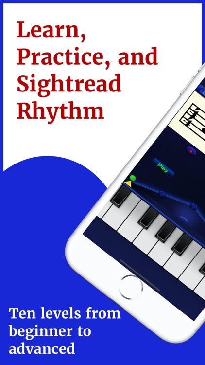 Rhythm Trainer by Rhythmicity screenshot-0