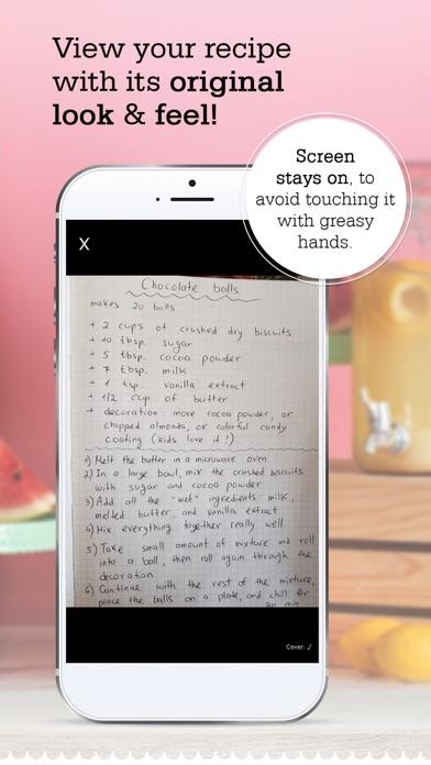 Recipe Organizer by OrganizEat Screenshot