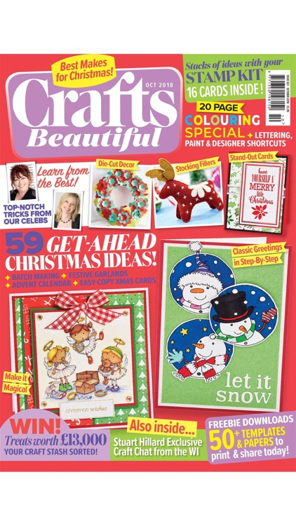 Crafts Beautiful Magazine screenshot-9