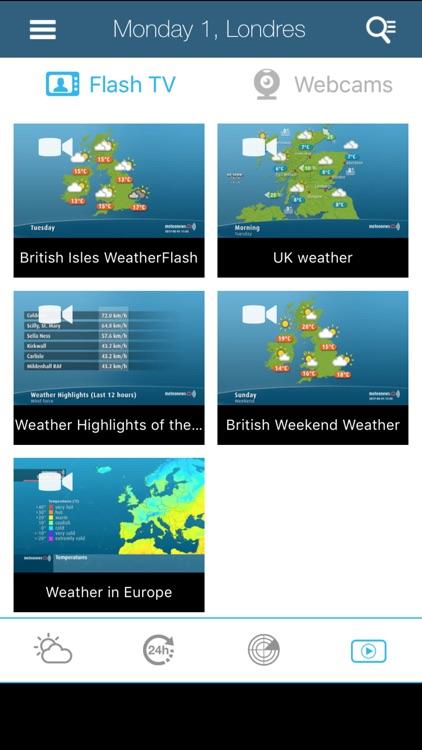 UK Weather forecast screenshot-4