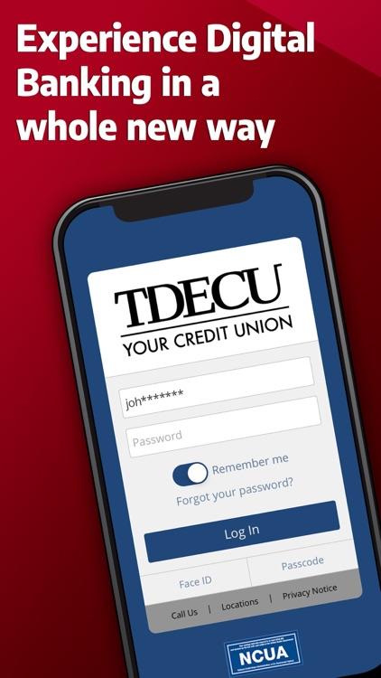 TDECU Digital Banking