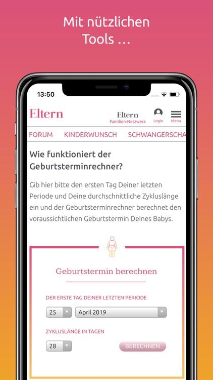 ELTERN online screenshot-5