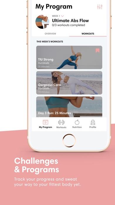 Tone It Up: Workout & Fitness Screenshot