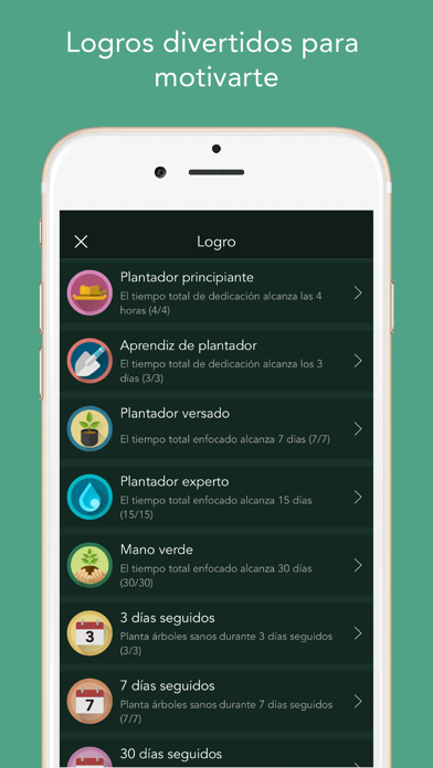 Screenshot for Forest in Colombia App Store