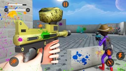 Paintball Shooting Action Game screenshot #4