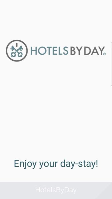 HotelsByDay screenshot