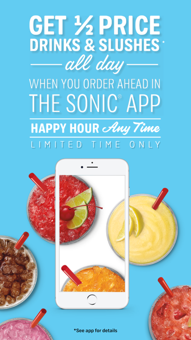 Sonic Drive In App Reviews User Reviews Of Sonic Drive In