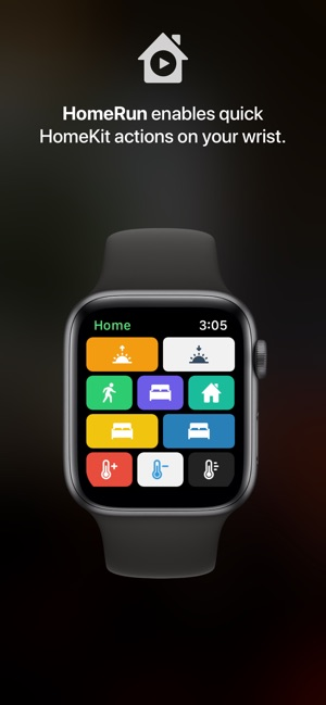 HomeRun für HomeKit Screenshot