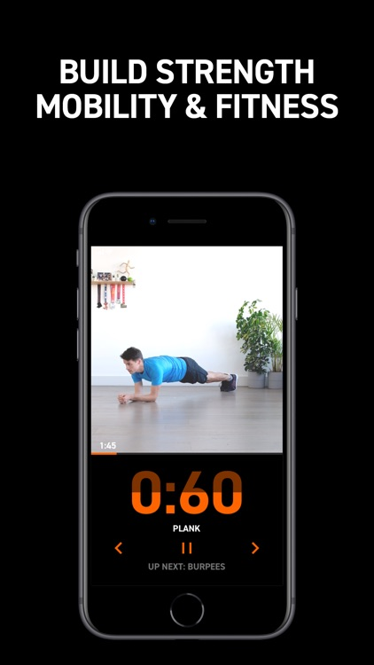 Eastnine: Audio Workouts screenshot-9