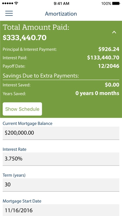 Mortgage Calculator by QL screenshot-3