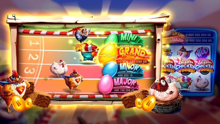 Billionaire Casino Slots 777 screenshot-4