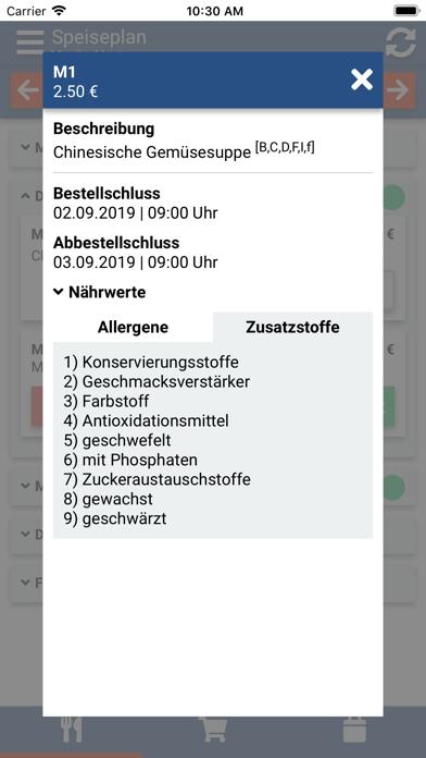 Laola Zentralküche screenshot 3
