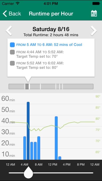 TXU iThermostat™ screenshot-3