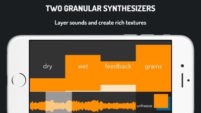 GrainProc: granular synthesis Screenshots