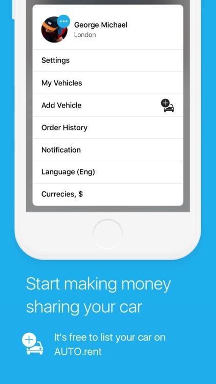 AUTO.rent  Car rental App screenshot-4